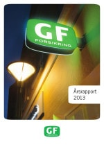 Aarsrapport 2013 - GF Forsikring