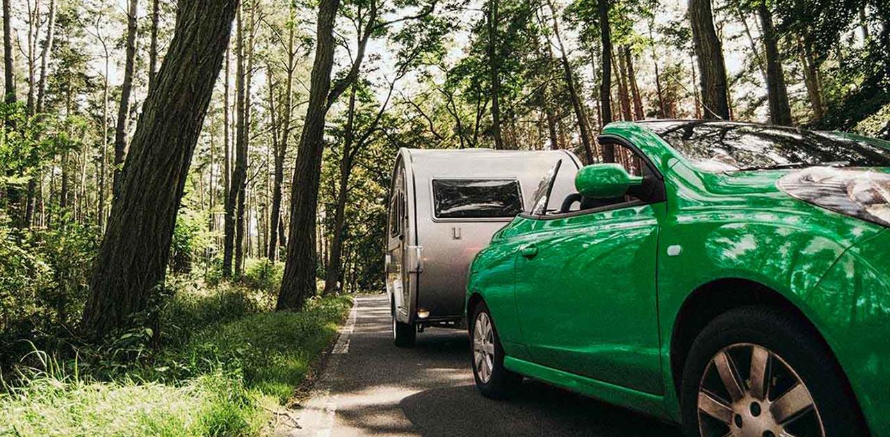 Picture of: Campingvognsforsikring Forsikring Af Campingvogn Gf Forsikring